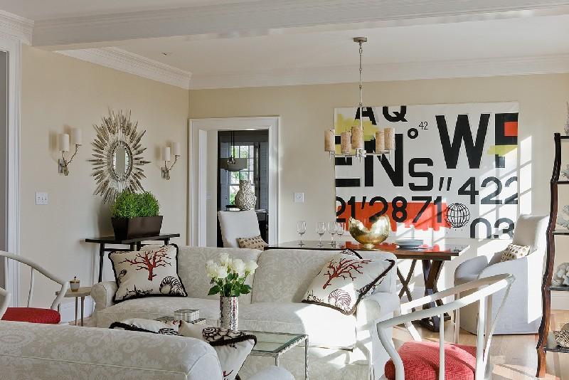 Seaside Living Room
